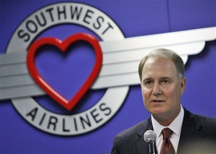 Gary Kelly Defies Gravity at Southwest Airlines: Meet a CEO with a stellar personal brand